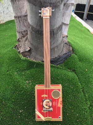 Cigar box guitar for Sale in Lakeside, CA