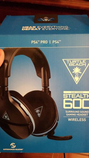 Stealth 600 Turtle Beach headset for Sale in Escondido, CA