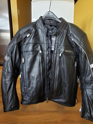 Harley Davidson Men's leather FXRG jacket size M for Sale in Skokie, IL