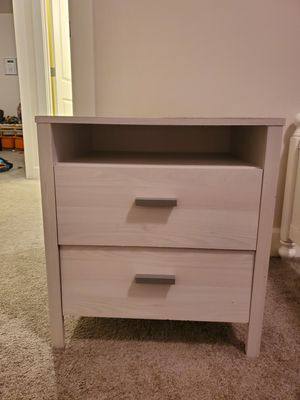 White night stand for Sale in Issaquah, WA