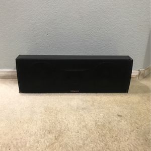 KLIPSCH SURROUND SOUND CENTER SPEAKER for Sale in Las Vegas, NV
