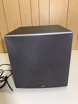 Polk Audio Subwoofer and surround for Sale in Chicago, IL