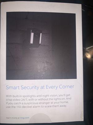Ring doorbell 2 pack spotlight cam battery for Sale in Atlanta, GA