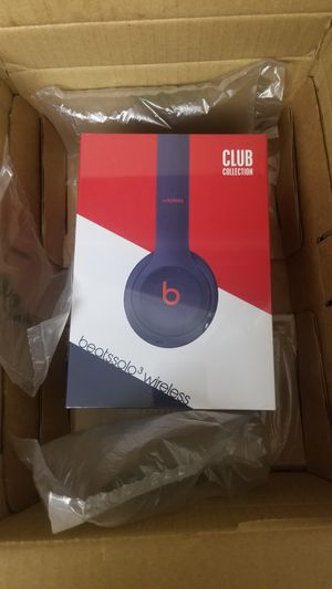 Apple Beats Solo 3 Wireless Club Collection for Sale in Phoenix, AZ