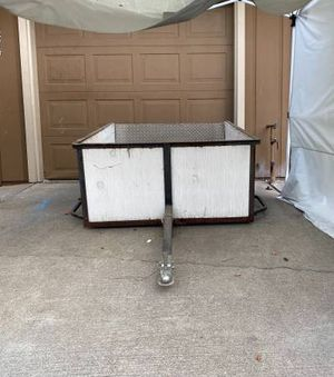 5x6 utility trailer for Sale in Carmichael, CA