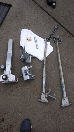 Trailer hitch accessories for Sale in Lacey, WA