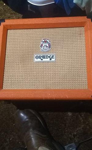 Orange 1×12 amplifier for Sale in Henderson, KY