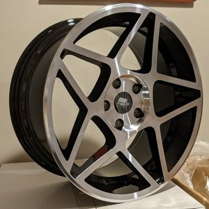 4 New 18x8.5 MST 5x114.3 Wheels Rims for Sale in Laurel, MD