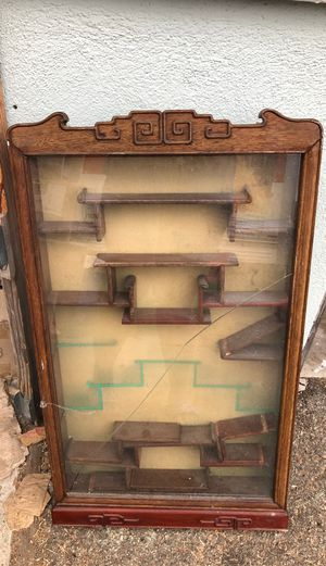 Antique China Cabinet for Sale in Duarte, CA