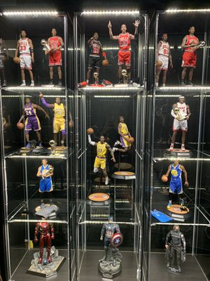 NBA Enterbay / hot toys collection! for Sale in Daly City, CA