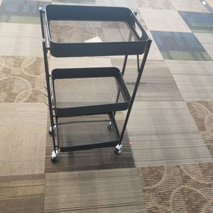 Foldable Metal Tray Rack for Sale in Fontana, CA