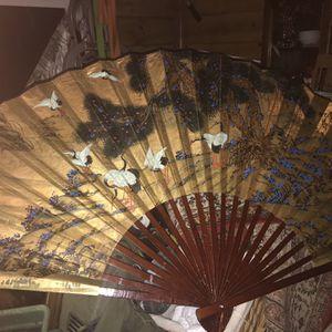 """60"""" Folding Wall Fan Art for Sale in Sandy, OR"""