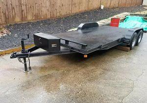 2020 car trailer Equipment trailer toy hauler for Sale in Lawrenceville, GA