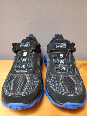 Brand New Skechers Tennis Shoes Size 3 $23.00 for Sale in Gardena, CA