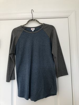 Lularoe Medium Randy Blue And Grey for Sale in Shepherdstown, WV