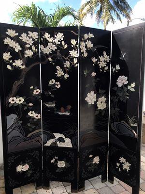 Japanese Room Divider for Sale in Pompano Beach, FL