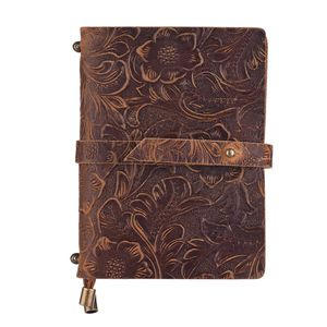 Vintage Leather Flower Journal for Sale in Los Angeles, CA
