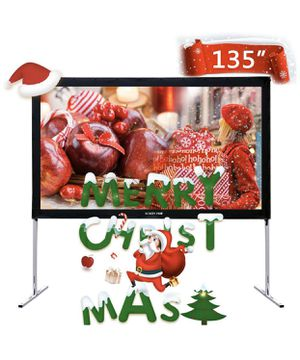 New Projector Screen with Stand Adjustable Legs for Sale in La Puente, CA