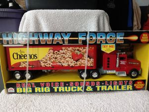 1995 CHEERIOS TRUCK&TRAILER for Sale in Dillsburg, PA