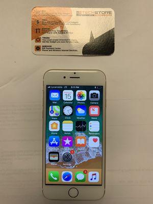Unlocked Apple iPhone 6 16GB for Sale in Orlando, FL