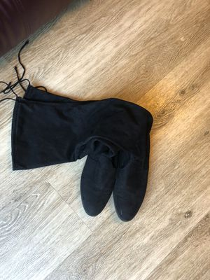 black boots stocking, size 9,5, good condition for Sale in Vancouver, WA