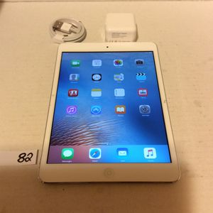 "Apple ipad mini 1,32 GB, WiFi ,7.9""Silver/White,A1432,Clean iCloud,Fully Functional. for Sale in Castro Valley, CA"