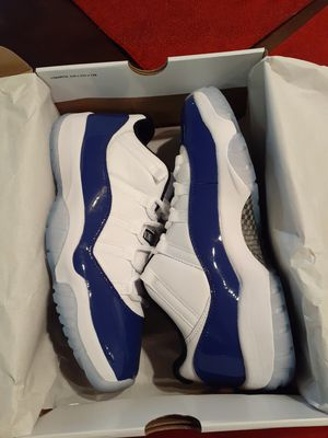 Jordan 11 Low Concord Sketch - Size: W11/M9.5 for Sale in Dublin, CA