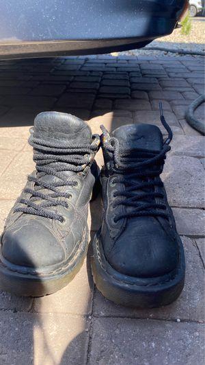 Heavy duty work boots for Sale in Glendale, AZ