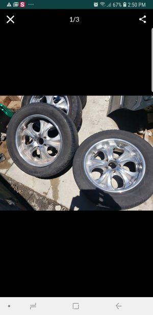 2001 Ford Expedition 20 inch rims for Sale in Pomona, CA