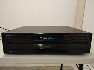 Onkyo Dx-C211 - Carousel Compact Disc Player for Sale in Maryland Heights, MO