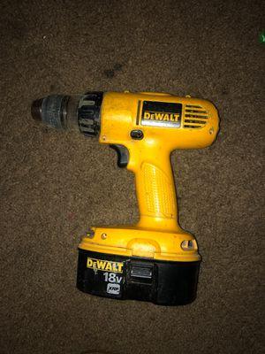 DeWalt cordless drill for Sale in Lemon Grove, CA