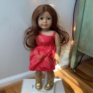 American Girl Doll- Saige 2013 for Sale in Columbia, MD
