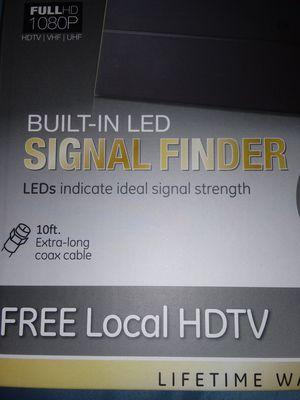 Indoor Amplified Antenna HD for Sale in Turlock, CA
