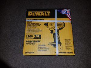 """Dewalt 20v XR Brushless Cordless 1/2"""" Impact Wrench for Sale in Monroe Township, NJ"""