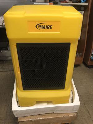ProAire 200-Pint Commercial Dehumidifier Product Depth (in.) 20 Product Height (in.) 32.5 Product Width (in.) 21 Bucketless Commercial Dehumidifier for Sale in Arcadia, CA