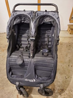 City Mini GT Jogger Double Stroller for Sale in Saint Charles, MD