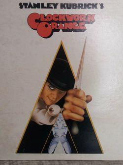 Clockwork Orange Soundtrack Vinyl Album- ORIGINAL (1972) for Sale in Deltona,  FL