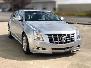 2011 Cadillac CTS Coupe for Sale in Bellingham, WA
