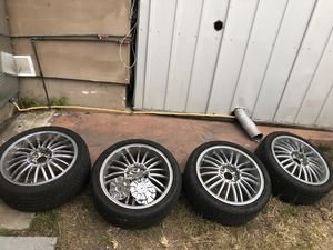 Tires and rims for Sale in San Diego, CA