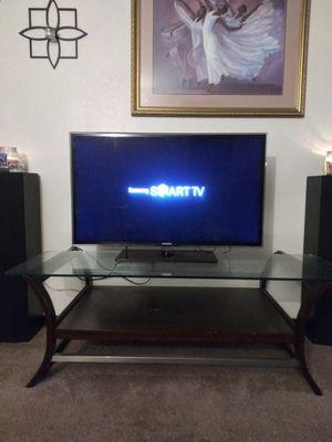 40 inch samsung smart tv for Sale in Tacoma, WA