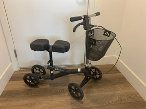 ROSCOE KNEE SCOOTER WITH BASKET - NEW!! for Sale in San Diego, CA