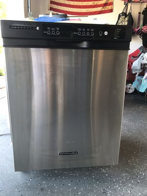 Kitchen Aid Dishwasher - Stainless for Sale in Phoenix, AZ
