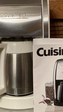 Cuisinart Grind &Brew 10 Cup Coffeemaker for Sale in Paris,  KY