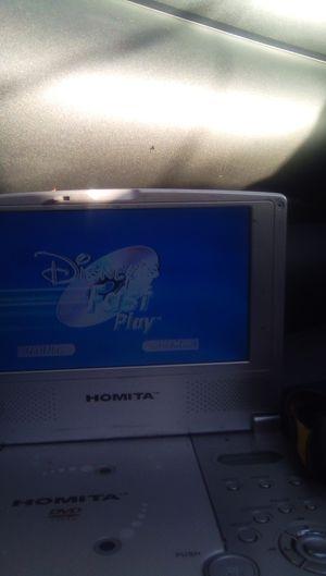 Homita portable DVD player for Sale in Sacramento, CA