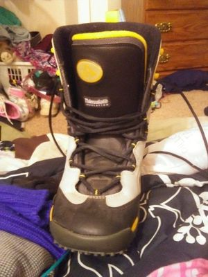Airwalk snow board boots size 11 for Sale in Mitchell, SD