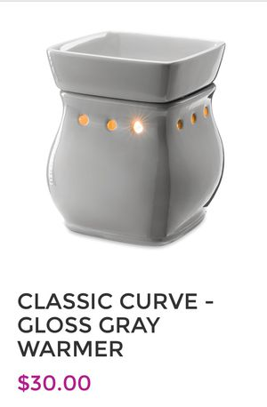 New Scentsy Gray Warmer $30 for Sale in Baldwin Park, CA