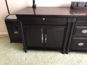 Office cupboard / desk for printer for Sale in Sterling, VA