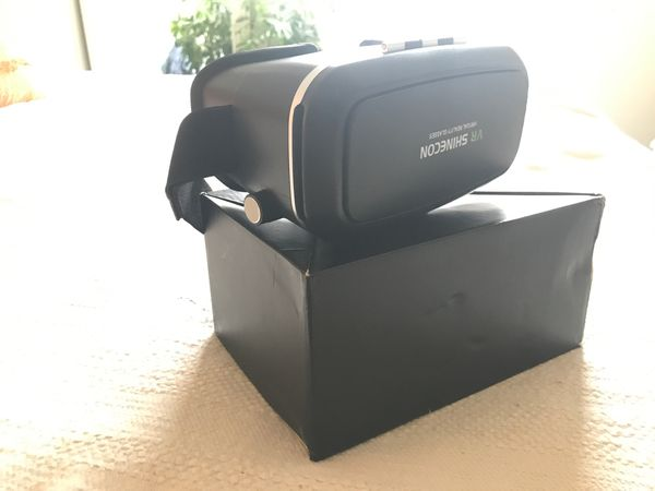 VR shinecon, Virtual reality glasses