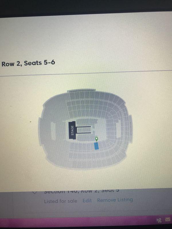 OTRII Tour Tickets - July 27th - fedex field