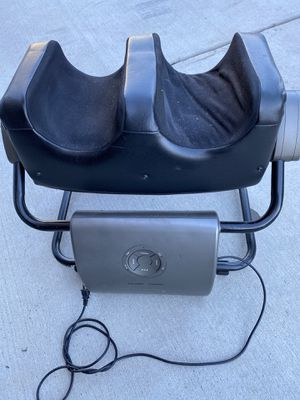 Health o meter calf leg foot massage for Sale in Frederick, MD